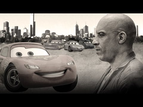 What If Pixar Made Furious 7?