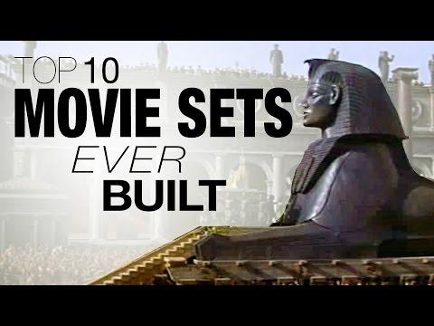 Top 10 Movie Sets Ever Built