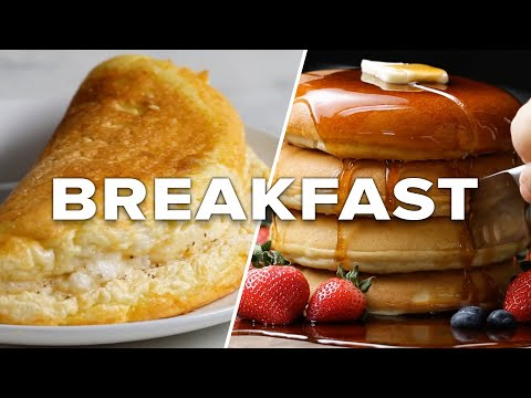 Top 5 Tasty Breakfast Recipes