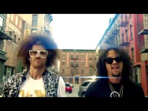 LMFAO Party Rock Anthem But To Uptown Girl