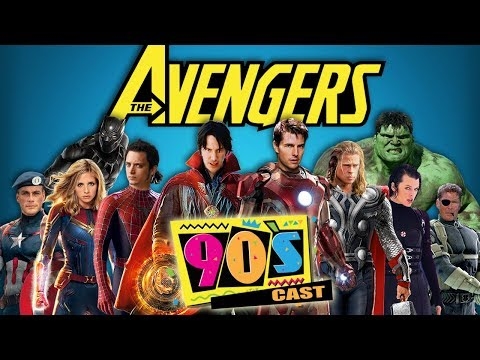 """The Avengers"" Fan Made 90's Cast Trailer"