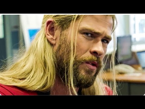 What Was Thor Doing During Civil War?
