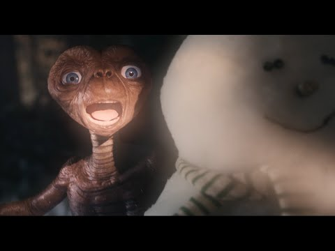 Super Cute E.T. Holiday Reunion – Xfinity Commercial