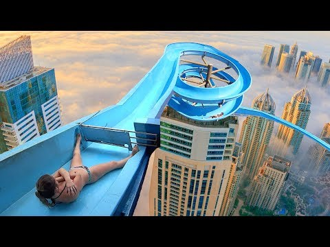 Crazy Water Slides You Won't Believe Exist