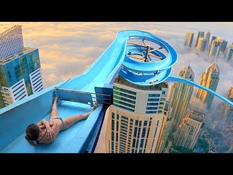 Crazy Water Slides You Won't Believe Exist